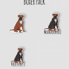 Boxer, MotherPupper, Nick Furry Sticker Pack